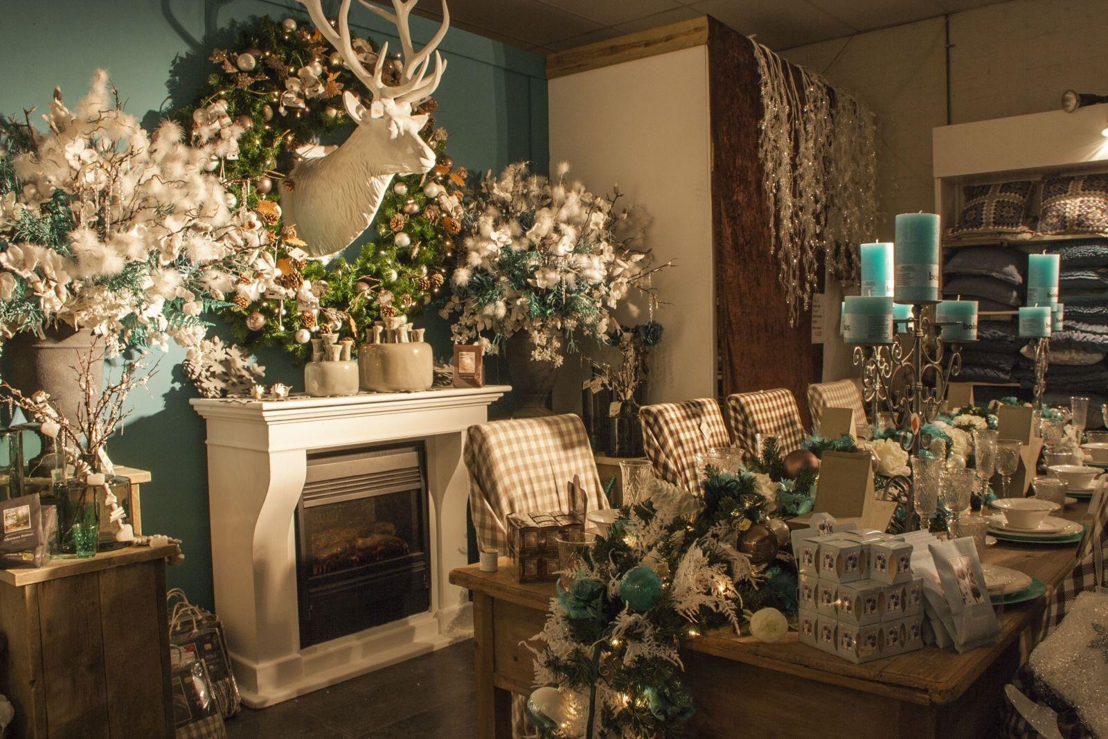 kerstsfeer decoratie 3 dec